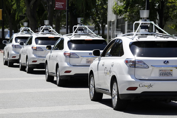 Driverless Cars Accidents