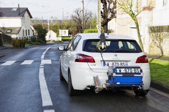 Peugeot Teszt