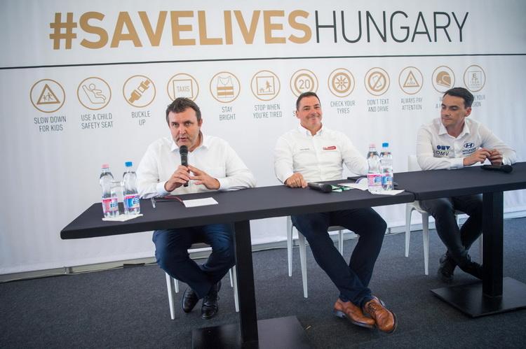 Michelisz Norbert; Gyulay Zsolt; Palkovics László