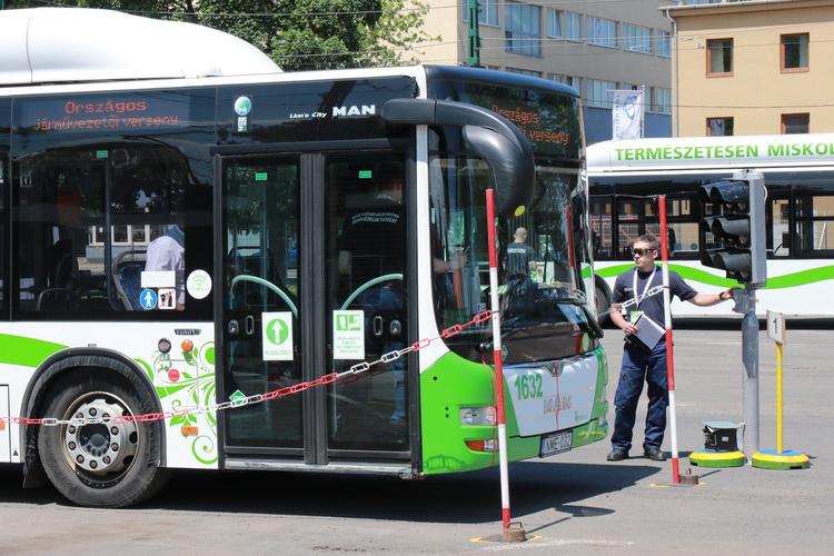 Buszvezeto Verseny Miskolc 3