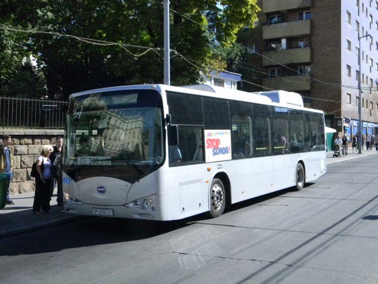 Elektromos Buszok 3