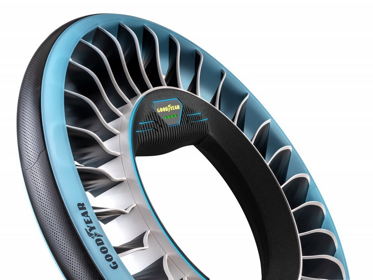 Good Year Aero Tyre Resize