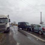 Három Gépjármű Karambolozott Kiskunhalas Közelében