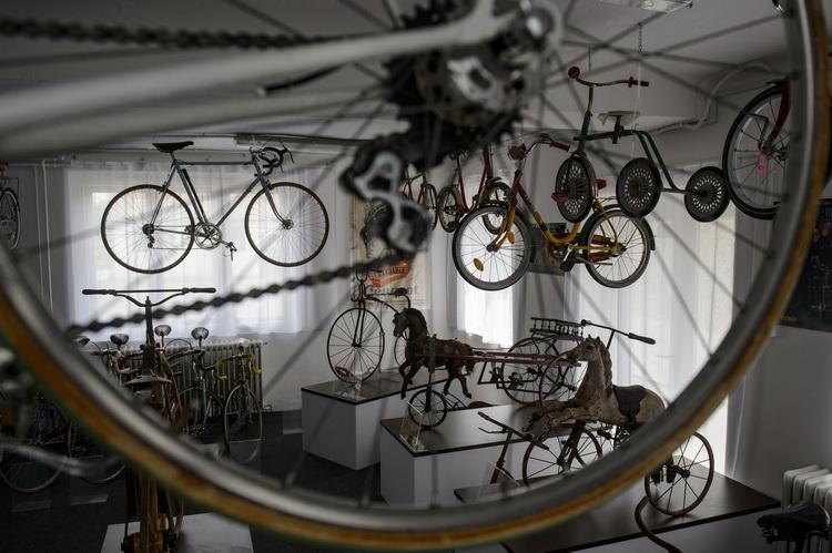 Balassagyarmaton Nyílik Az Ország Első Kerékpármúzeuma