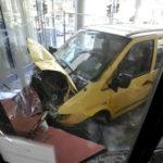 Két Autó összeütközött Az V. Kerületben