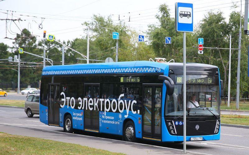Elektromos Moszkvai Busz