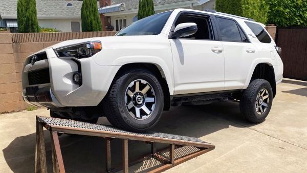 Toyota Terepproba 3