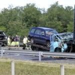 Halálos Baleset Történt Az M5 ösön Inárcsnál