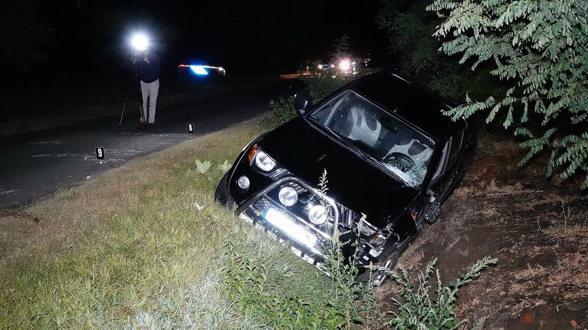 Balesetben Meghalt Egy Motoros Csengele Közelében