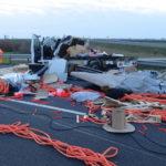 Kamion és Kisteherautó ütközött össze Csanádpalota Térs?