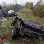 Vonattal ütközött Egy Autó Győrnél