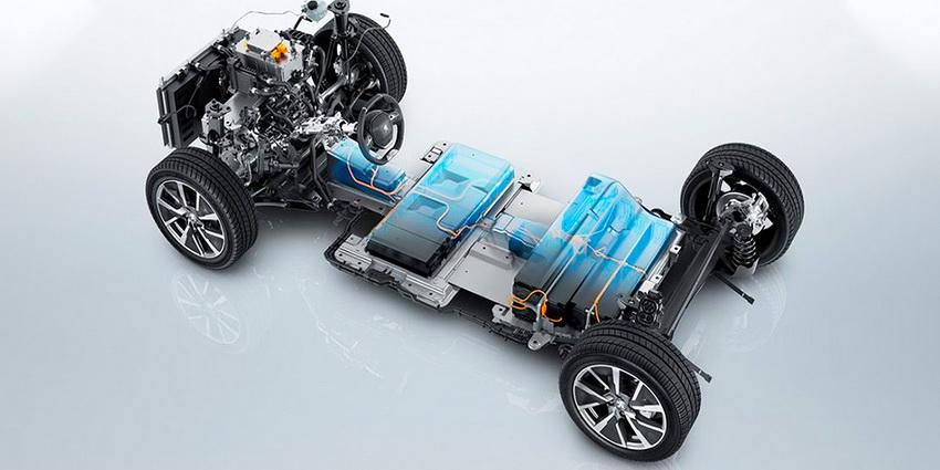 Peugeot E 208 Batterie Battery Resize