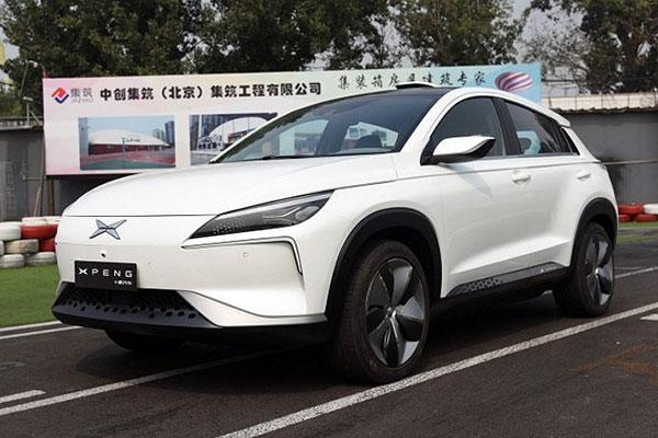 Xpeng G3 Elektromosauto