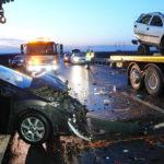 Egy Ember Meghalt Az M4 Esen Történt Balesetben Abonynál