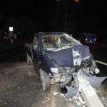 Villanyoszlopnak ütközött Egy Kisteherautó Kőbányán