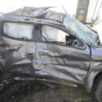 Kamion és Pick Up ütközött össze Szigetszentmiklóson
