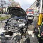 Villamossal ütközött össze Egy Autó A Xi. Kerületi Fehérv