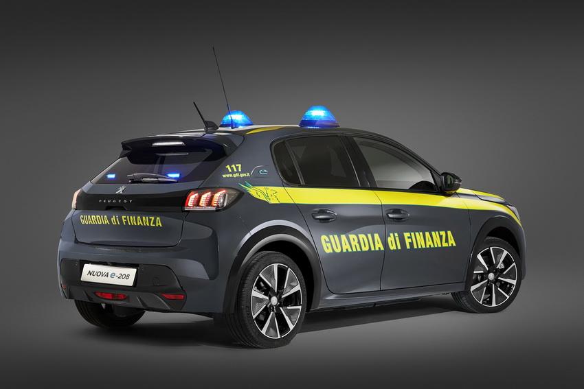 Olasz Elektromos Peugeot Financ 2