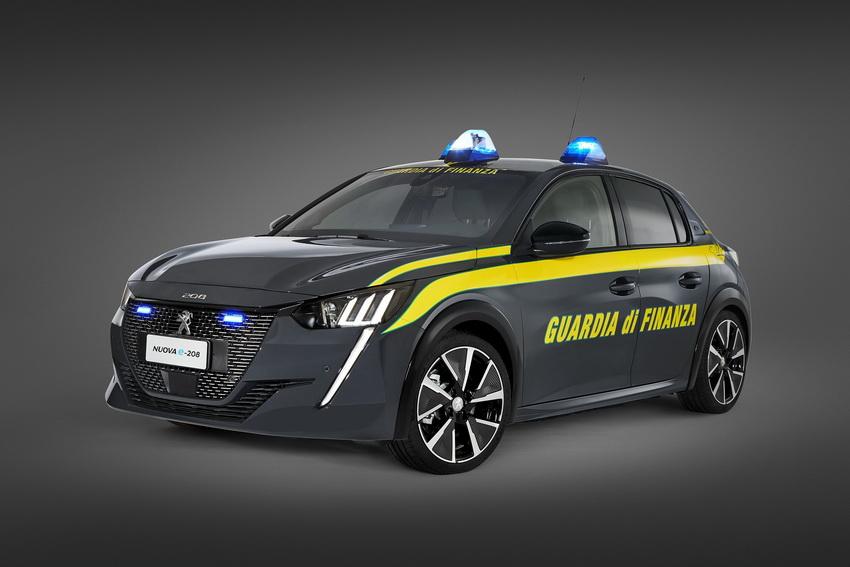 Olasz Elektromos Peugeot Financ 3