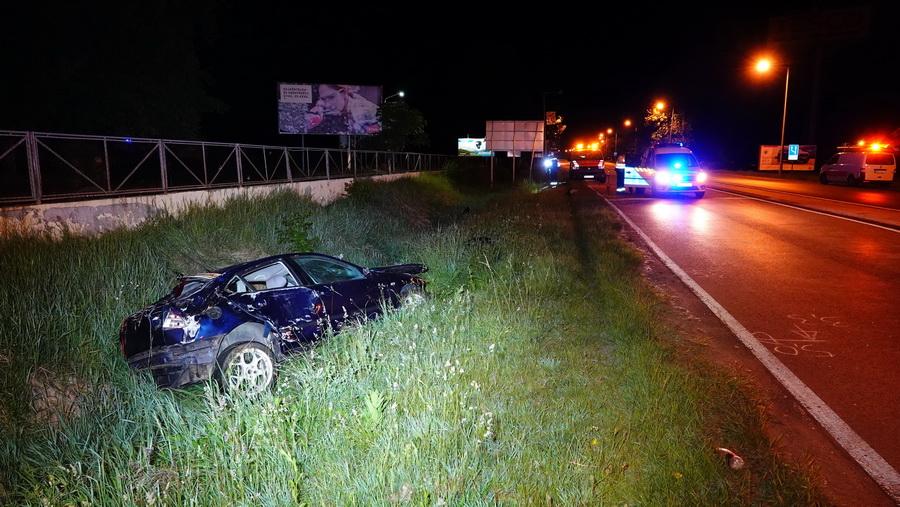 Halálos Közúti Baleset Történt Kecskemétnél