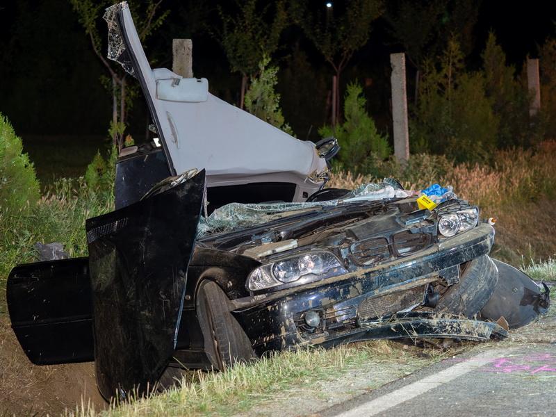 Halálos Közlekedési Baleset Történt A Tolna Megyei Várdomb