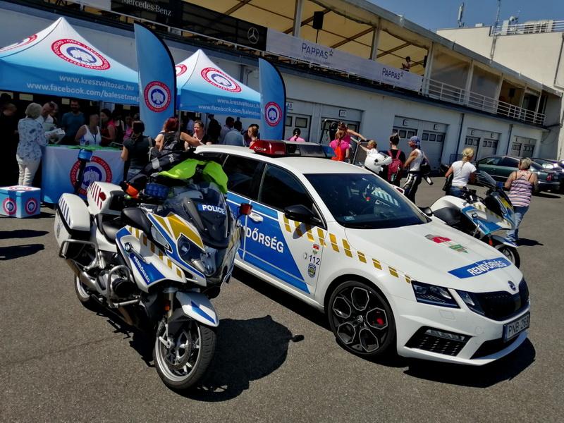 Rendőrségi eszközpark