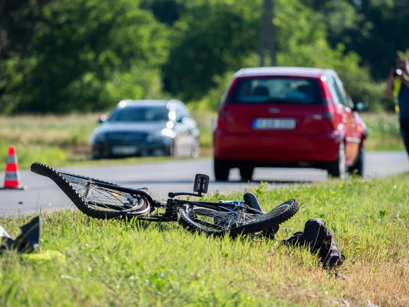 Halálra Gázoltak Egy Kerékpárost Halomnál