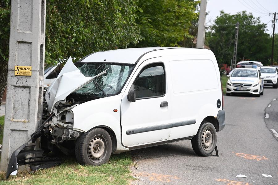Halálos Közlekedési Baleset Történt Tatárszentgyörgyön