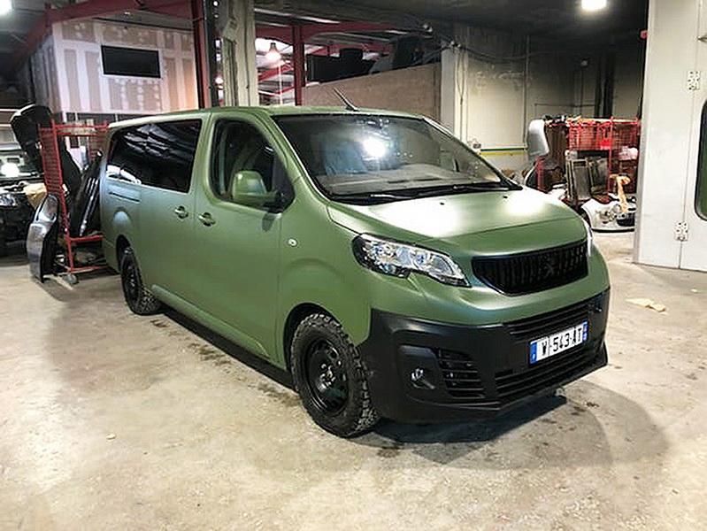 Peugeot Katonai Autok 1