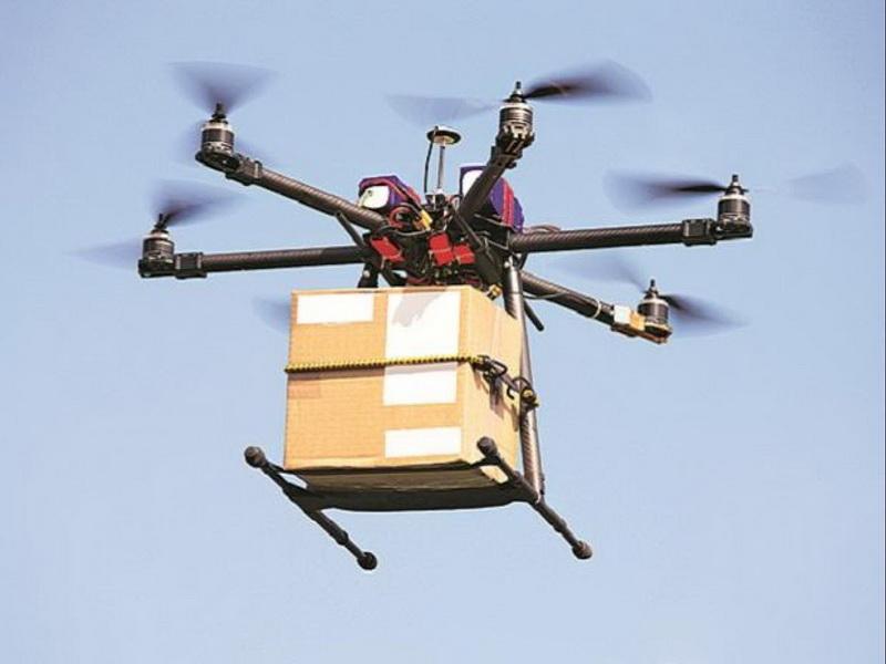 Teher Dron Resize